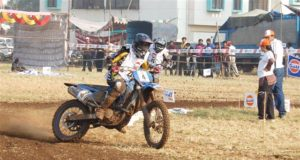 Gulf Cup Dirt Track racing Nashik 2009