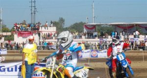 Gulf Cup Dirt Track Racing 2010 Bhopal