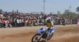 Gulf Dirt Track Racing-Bhopal 2011