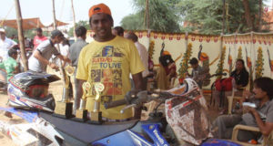 Motocross talents in India