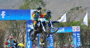 Gulf Supercross 2014 in Nashik