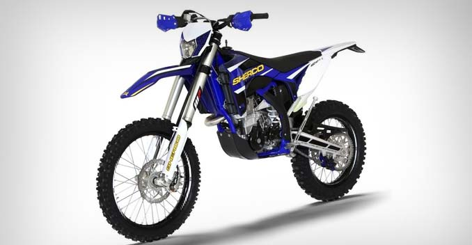 Sherco Enduro 450 SEF-R Comes to India