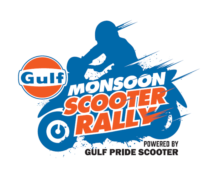 Monsoon Scooter Rally
