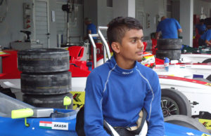 Karting Champion in India