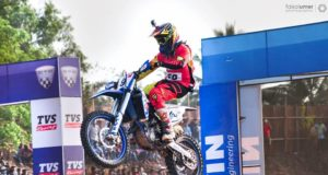 MRF MoGrip FMSCI National Supercross Goa