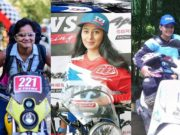 Top 3 women rally rider
