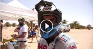 CS Santosh-Merzouga-Rally