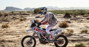 Merzouga Rally CS Santosh