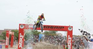 MRF MoGrip FMSCI National Supercross 2016 Round-2 Coimbatore