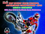 MRF MoGrip FMSCI National Supercross-coimbatore