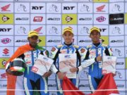 Suzuki Asian Challenge's Race