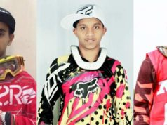 Top Under 18 Supercross riders from India