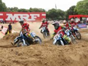 MRF MoGrip FMSCI National Supercross 2016 Round-3 Delhi