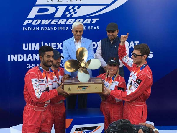 Powerboat Indian Grand Prix