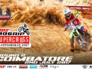 MRF Supercross 2017