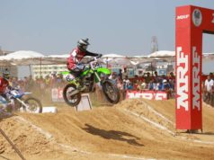 CD Jinan in National Supercross Jaipur