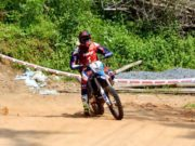 R Nataraj from TVS Racing