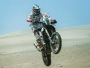 CS Santosh at dakar 2018 sage 5