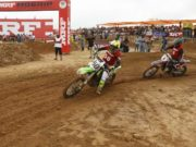 CD Jinan and Harith Noah Supercross 2018