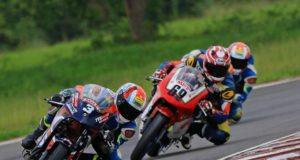 MRF MMSC FMSCI Indian National Motorcycle Racing Championship 2018 Round 3